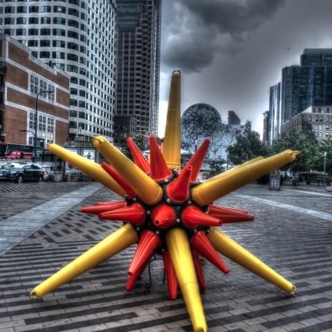 #HedgeCone Rad @ Dewey Square