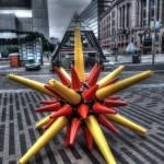 #HedgeCone Rad @ South Station