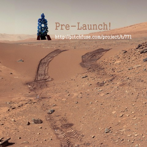 #MeconMorph on Pitch Fuse cosmodrome