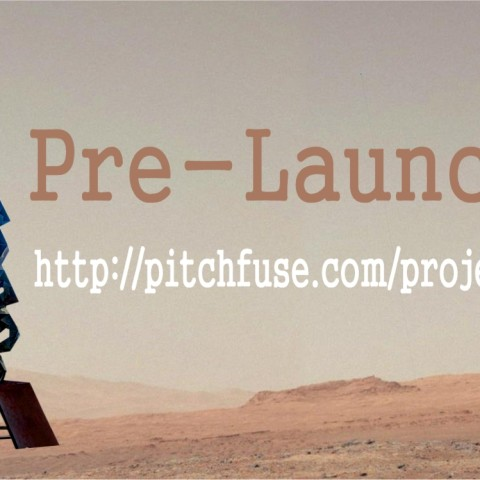 #MeconMorph on Pitch Fuse launching pad