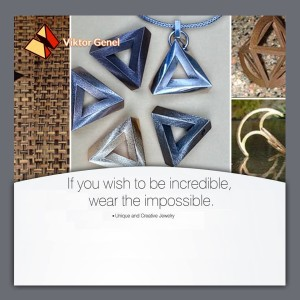 Do you wish to be incredible? Wear the impossible!